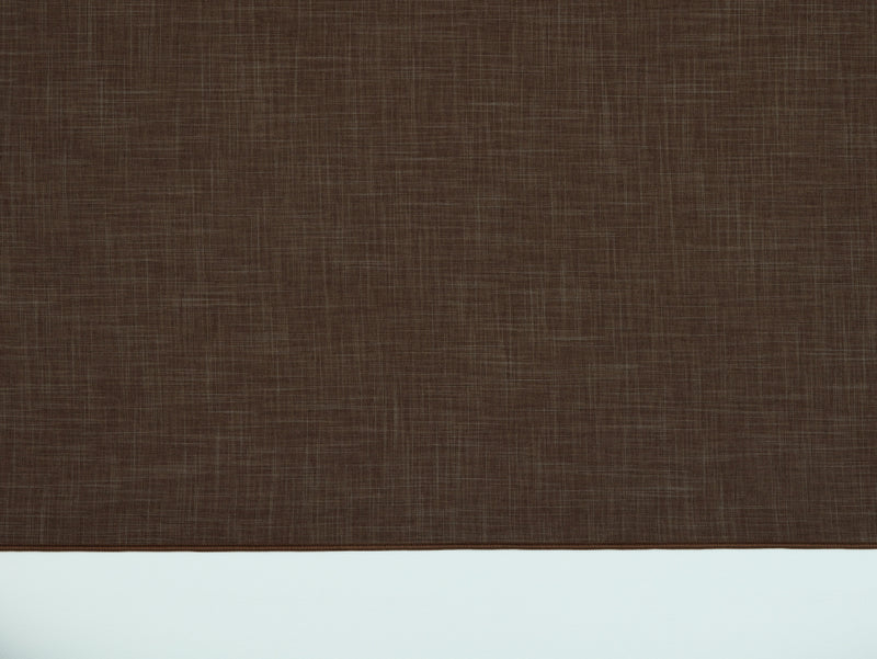 Bruges Chocolate Dimout Fabric