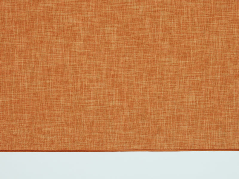 Bruges Orange Dimout Fabric