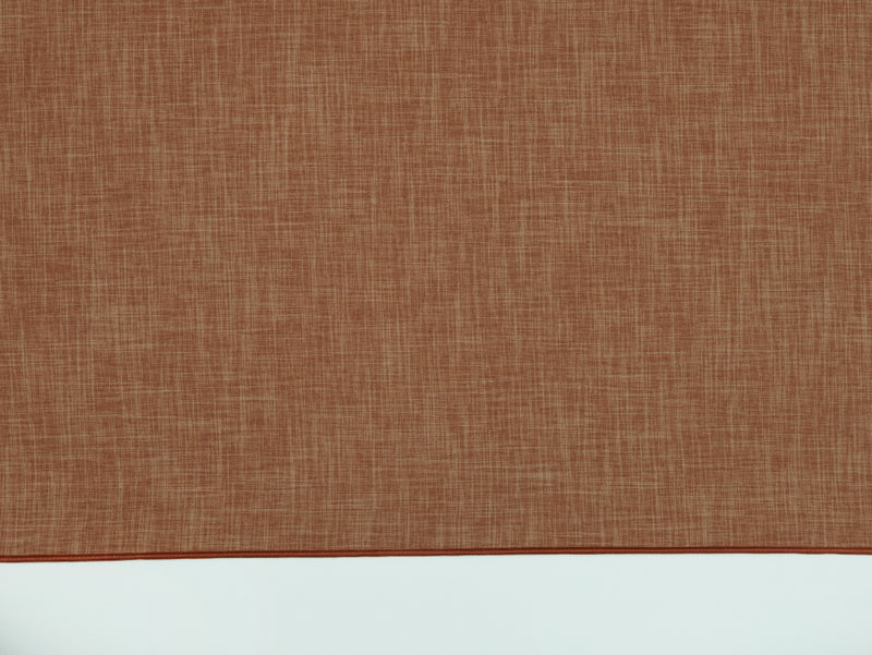 Bruges Rust Dimout Fabric
