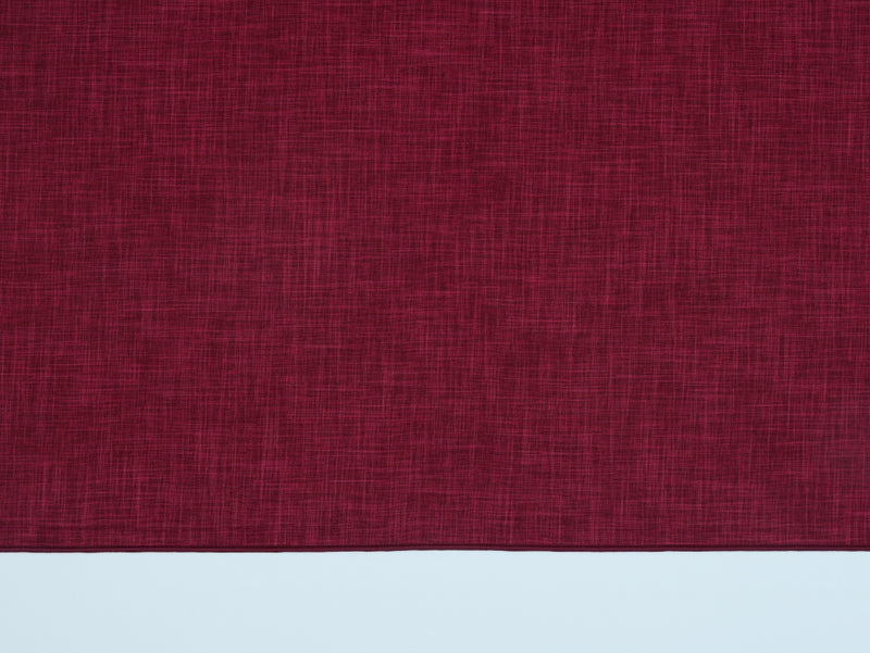 Bruges Sangria Dimout Fabric