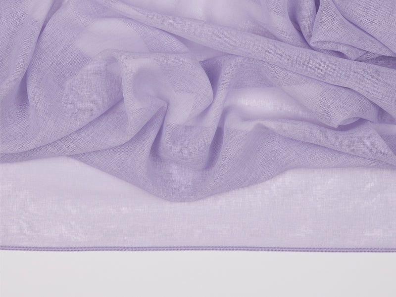 Cairo Lavender Sheer Fabric