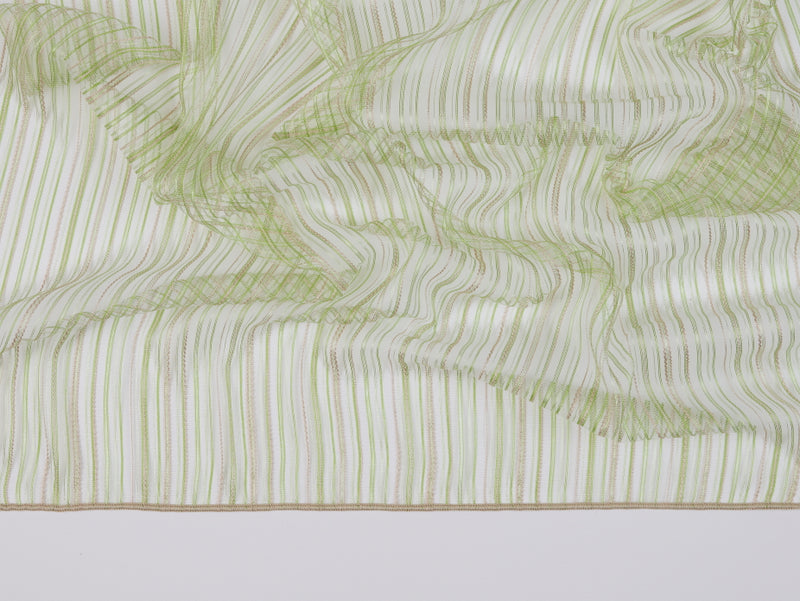 Cannes Grass Sheer Fabric