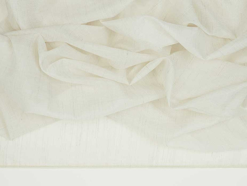 St. Tropez Natural Sheer Fabric