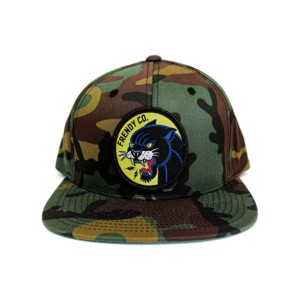 FRENDY SNAPBACK PANTER CAMO