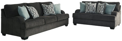 Charenton Benchcraft 2-Piece Living Room Set