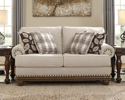 Harleson Signature Design by Ashley Loveseat