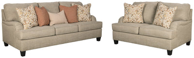 Almanza Signature Design 2-Piece Living Room Set