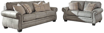 Olsberg Signature Design 2-Piece Living Room Set