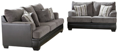 Millingar Signature Design 2-Piece Living Room Set