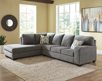 Dalhart Benchcraft 2-Piece Sectional with Chaise