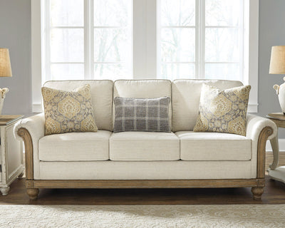 Stoneleigh Benchcraft Sofa