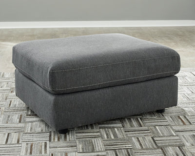 Candela Signature Design by Ashley Oversized Accent Ottoman