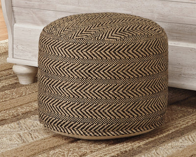 Chevron Signature Design by Ashley Pouf