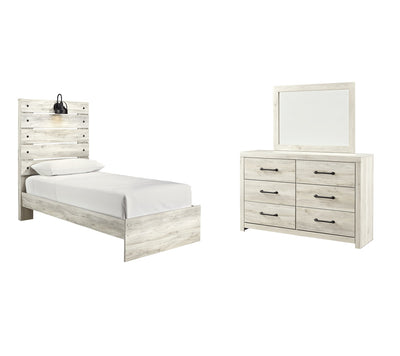 Cambeck Signature Design 5-Piece Youth Bedroom Set