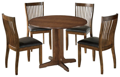 Stuman Signature Design 5-Piece Dining Room Set
