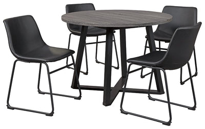 Centiar Signature Design 5-Piece Dining Room Package