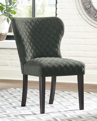 Rozzelli Signature Design by Ashley Dining Chair Set of 2