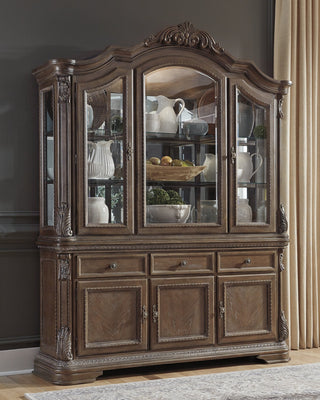 Charmond Signature Design by Ashley Dining Room Buffet and China