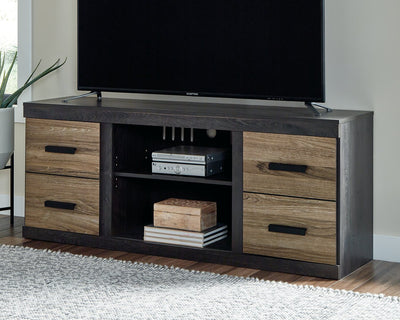 Harlinton Signature Design by Ashley TV Stand