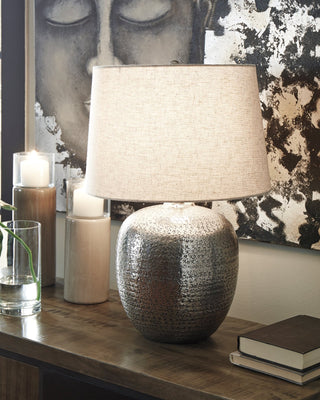 Magalie Signature Design by Ashley Table Lamp
