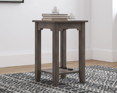 Arlenbry Signature Design by Ashley Chair Side End Table