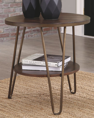 Lettori Signature Design by Ashley End Table