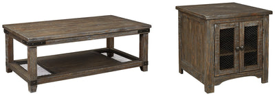Danell Ridge Signature Design 2-Piece Table Set