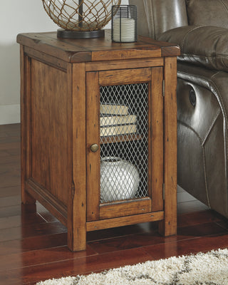 Tamonie Signature Design by Ashley End Table Chair Side