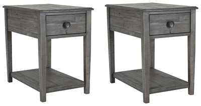 Borlofield Signature Design 2-Piece End Table Set