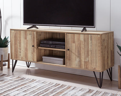 Gerdanet Signature Design by Ashley Large TV Stand