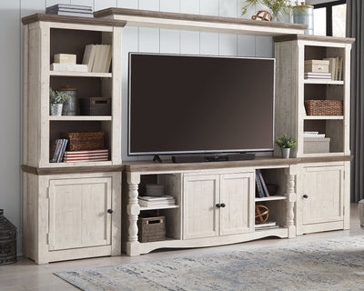 Havalance Signature Design by Ashley Entertainment Center