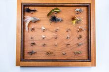 Load image into Gallery viewer, Wooden Fly Box