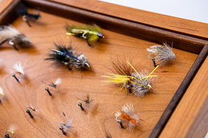 Wooden Fly Box