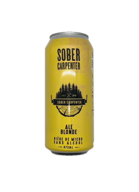 0 alcool Sober carpenter - Ale Blonde