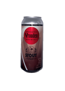 0 alcool Vrooden - Stout sans alcool