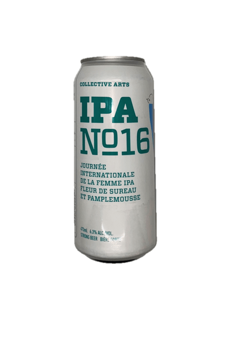 Bière Collective arts - IPA #16