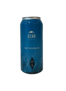 Bière Echo Session - Hazy session IPA