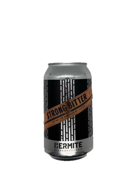 Bière Hermite - Strong Bitter/ Scotch