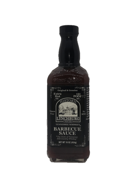 Sauce Historic lynchburg - BBQ extra forte 151 poof!