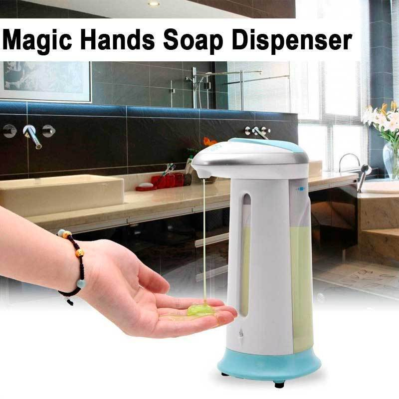 NO-TOUCH SOAP HAND WASH