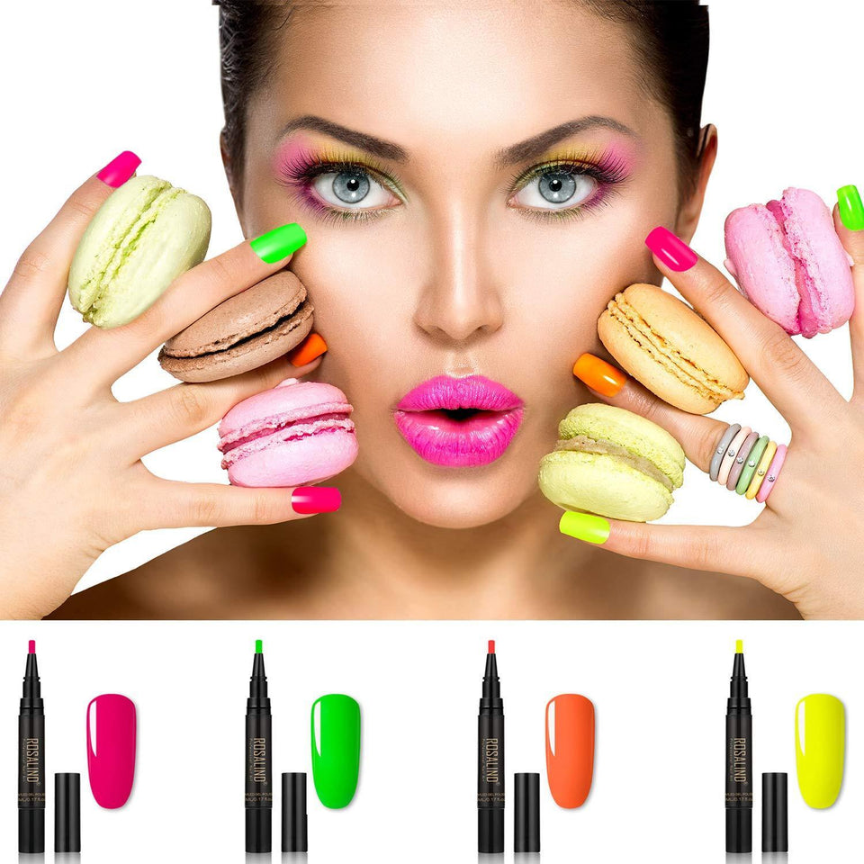 ROSALIND ONE STEP GEL NAIL PAINTING PEN