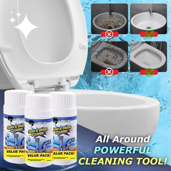 All-Purpose Quick Foaming Toilet Cleaner ( Pack of 3 )