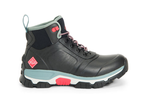 Apex Lace-Up Boot