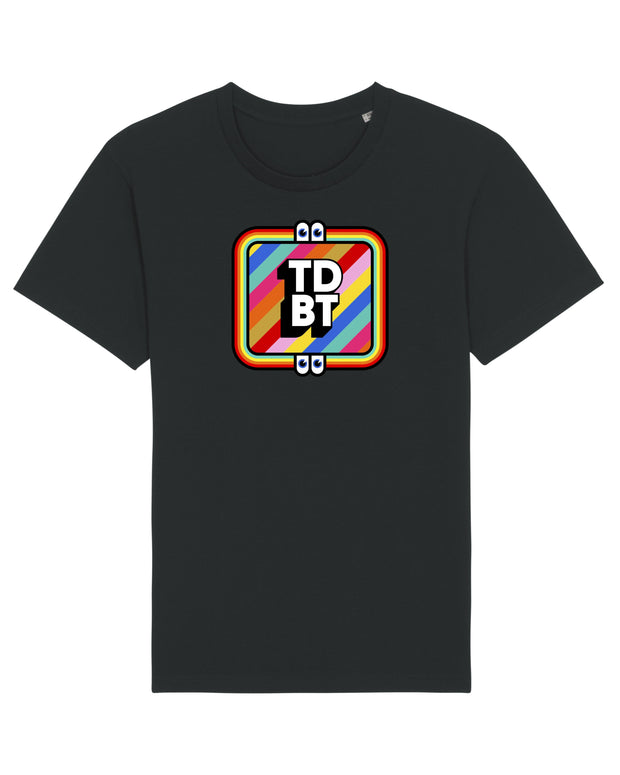 T-shirt TDBT | Logo Colors L