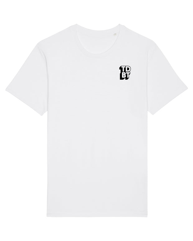 T-shirt TDBT | Logo Black