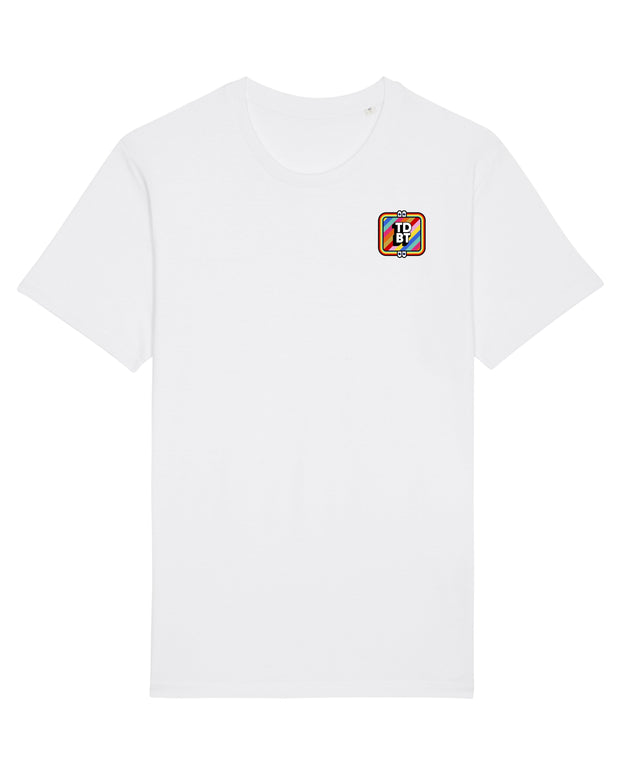 T-shirt TDBT | Logo Colors S