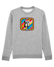 Sweatshirt TDBT | Logo Colors L