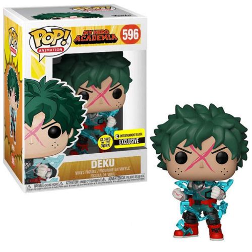 Deku (GITD) EE Exclusive - My Hero Academia - Funko Pop Animation #596