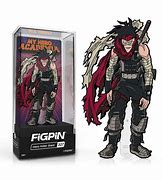 Stain #327 My Hero Academia FiGPiN