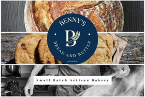 Benny's Bread and Butter Gift Certificate
